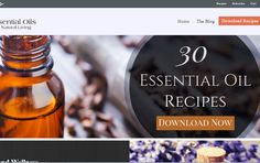 Top 30 Essential And Aromatic Oil Blogs - CosyOil