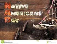 Native Americans Day Greeting On Wood With Dream Catcher - Download From Over 29 Million High Quality Stock Photos, Images, Vectors. Sign up for FREE today. Image: 44957730