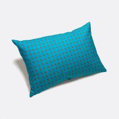 Stitch Turquoise Pillows   Unison
