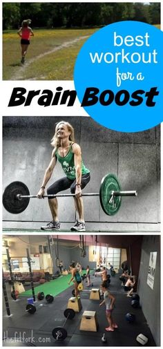 Exercise is not only great for your health, but can make you smarter! Find out what type and intensity of workout will give you the best brain boost!