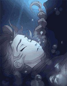 Elsa as Jack.