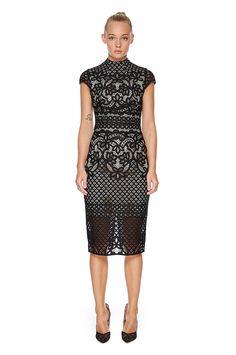'Libra' Midi Dress. Email us at shop@loverthelabel.com