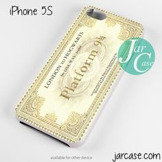 hogwarts platform Phone case for iPhone 4/4s/5/5c/5s/6/6 plus