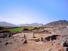 Zona Arqueológica Caral | Miraya, la otra ciudad milenaria del norte chico
