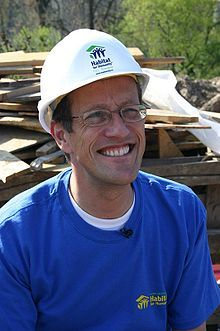 Richard Quest - fabulous dork