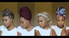 Headwrap with Leggings - YouTube