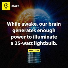 Is that why they have light bulbs light up for an idea in cartoons?