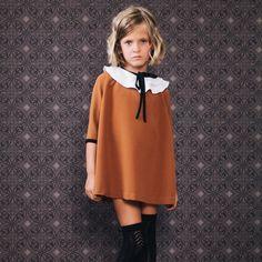 vestido teja caldera merlotmacali