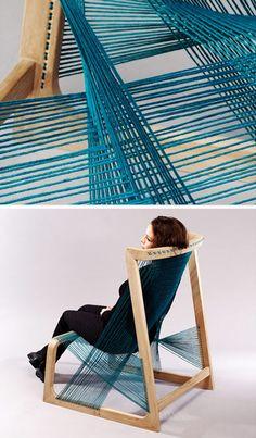 Silk Chair | Alvi Design http://www.arch2o.com/silk-chair-alvi-design/
