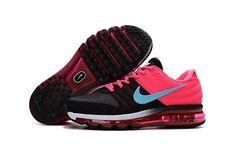 Nike Air Max 2017 Women Black Pink Shoes