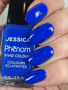 ehmkay nails: Jessica Cosmetics Phenom Colors: Winter 2015 Swatches and Review: Decadent
