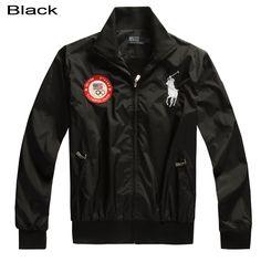 acdde64fcf5 Polo Ralph Lauren Men Big   Tall Team USA Olympic Stretch Jacket Black Us  Olympics