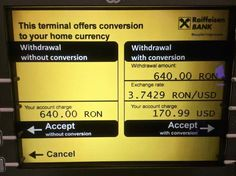 Pay in local currency while traveling ATM machine Exchange Rate, Foreign Exchange, Gbp Usd, Forex Trading Signals, Overseas Travel, Technical Analysis, Traveling, Ideas, Viajes