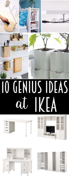 Genius ideas at IKEA!