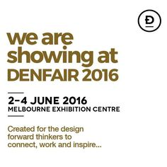 We are so excited to finally announce that we will be showing at Denfair 2016!! Lock the dates in and we will see you all there! #felixfurniture #denfair #denfair2016 #design #madeinmelbourne #madeinaustralia #furniture #furnituredesign #australiandesign #australiandesigner by felixfurniture