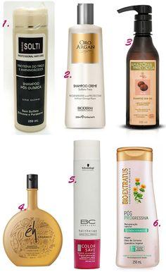 Diva todo Dia : Shampoo sem sulfato, você conhece?