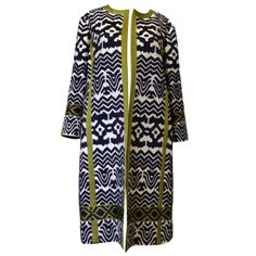 Vintage and Designer Coats and Outerwear - For Sale at Runway Fashion, Fashion Outfits, Womens Fashion, Summer Coats, African Inspired Fashion, Cool Style, My Style, Vintage Coat, What To Wear