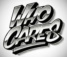 SerialThriller™ — Who cares
