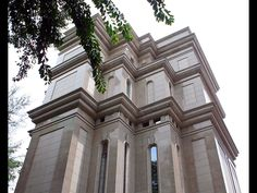 Hong Kong China Mormon/LDS Temple. It's a diff angle for a diff kind of temple.
