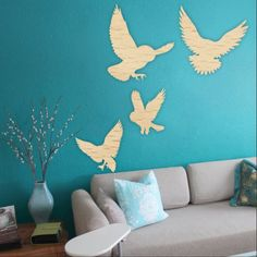Template, laser cut bird wall art. Buy this template, design.These bird laser cut decor, are all laser ready. Use it for interior design decor, stencils, invitations, wooden box, paper, hardboard, kids toys, puzzles, scroll saw patterns, Download vector file PDF, AI, EPS, SVG, CDR x4. Use your favorite editing program to scale this vector to any size. You can add and remove elements or personalize the design. Our templates are all tested. Free designs every day. Pay with PayPal and other.