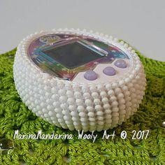 Hey, I found this really awesome Etsy listing at https://www.etsy.com/uk/listing/521517916/tamagotchi-mx-mix-4u-idl-ps-case-crochet