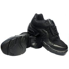 : This basic dance sneaker offers mesh upper combination leather. It's great for dance forms from jazz to hip hop. Super lightweight and greater flexibility.