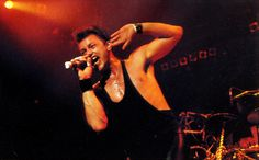 Geoff Tate/Anthrax c Jay Blakesberg/Artist Publications Geoff Tate, Back To Basics, Hard Rock, Jay, Acting, Interview, Concert, Musica, Concerts