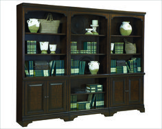 Aspenhome Bookcase Wall Essex ASI24-332-3