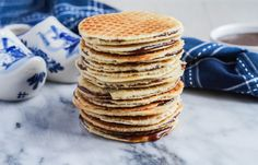 One of the first things I tried when we visited Amsterdam in October was a fresh, hot Stroopwafel (literally translates to syrup waffle) from a stand in the Albert Cuyp Markt. I have enjoyed the pa…