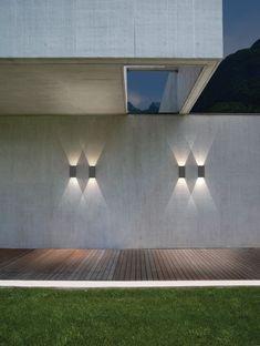 Outdoor Wall Lights - Modern Lighting Solutions - Interior Design ...