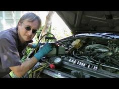 How to Repair air conditioning leaks in your car « Auto Maintenance & Repairs