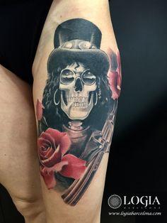 guns n roses firepower tattoo tattoos pinterest guns tattoo and tatoo. Black Bedroom Furniture Sets. Home Design Ideas
