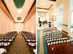 Melissa and Kens Wedding at the Palmetto Club - Confetti Events