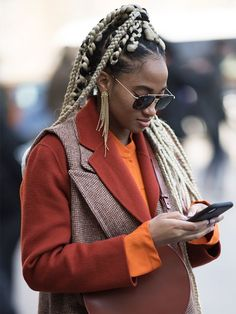The Street Style Beauty Looks You'll Want to Borrow (or Steal)