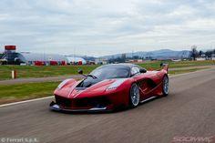 La Ferrari FXX-K ha vinto il premio Red Dot