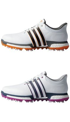best website 3f713 bb251 New For AW 2016 - adidas Golf Tour360 BOOST Mens Golf Shoes - Wide Fit Golf