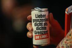 Die Linke Parteitag in Magdeburg