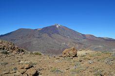 Mount Teide and Teide National Park, Tenerife