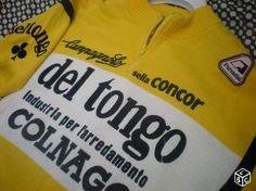 #ForSale #AVendre DEL TONGO Colnago campagnolo Guiseppe SARONNI 1982