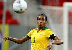 Blog Esportivo do Suíço:  Capitã da seleção brasileira sofre lesão e é cortada do Mundial de Futebol Feminino