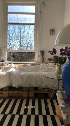 Room Ideas Bedroom, Home Bedroom, Bedroom Decor, Bedrooms, Bedroom Inspo, Room Ideias, Aesthetic Room Decor, Cozy Room, Dream Rooms