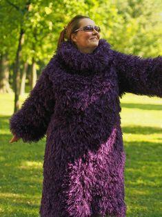 Knit Skirt, Knit Dress, Long Sweaters, Black Sweaters, Mohair Sweater, Turtleneck, Heavy Clothing, Heavy Dresses, Cowl Neck Dress