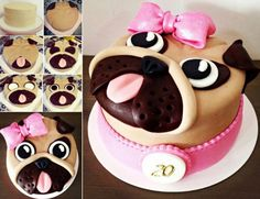 Pug Cake Tutorial | The WHOot