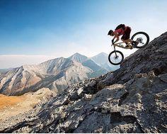 Just another day mountain biking in Kananaskis for @powphotog and @regmullet. #MountainCultureElevated . . . . . #mountainbiking #mtb #mtblife #mtbtrails #kananaskis #kananaskiscountry #explorealberta #travelalberta #alberta #explorecanada #imagesofcanada #canadiancreatives #canadianrockies #canada #purecanada #parkscanada #seizetherockies #getoutside #staywild #mountains #adventureculture #welivetoexplore #adventurepic #simplyadventure #wildernessculture #keepitwild