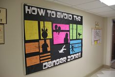 I love the color block design! Ra Door Decs, Ra Boards, Ra Bulletin Boards, Residence Life, Resident Assistant, Res Life, Academic Success, Teaching Style, Floor Decor
