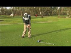 Awesome Golfswing - Pitching Wedge Techniques