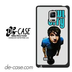 Owl City Adam Young DEAL-8341 Samsung Phonecase Cover For Samsung Galaxy Note Edge