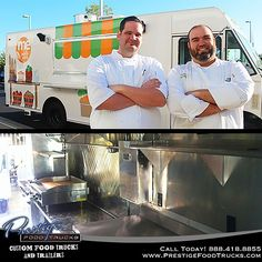 A couple of happy operators for the Community Food Bank of Eastern Oklahoma! This is a food truck that we built that is being used for a very good cause! #food #foodtruck #foodtrucks #business #orlando #florida #photooftheday #mobile #kitchen #equipment #cooking