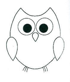images of owls clipart black and white owl clip art image white rh pinterest com Owl Silhouette Clip Art Baby Owl Clip Art Outline