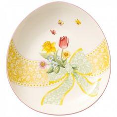 Spring Fantasy - misa v tvare vajíčka - veľká 31x27,5x5,5cm - Villeroy & Boch